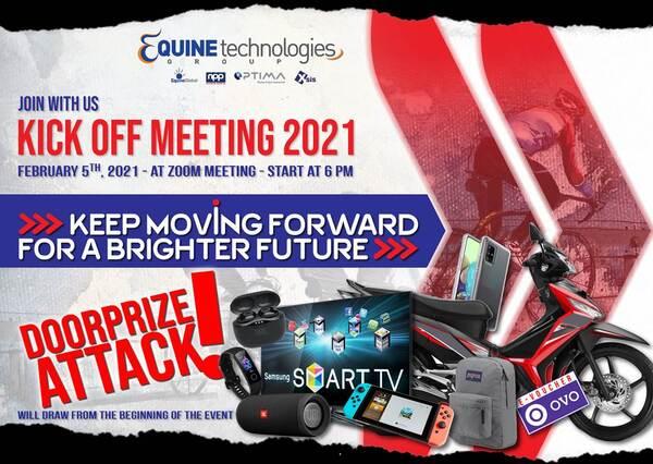 Kick Off Meeting 2021
