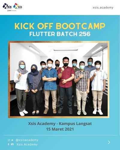Bootcamp Flutter - Batch 256