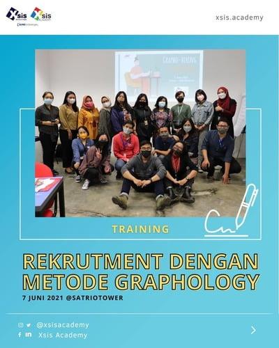 Rekrutmen Melalui Metode Graphology